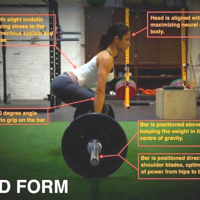 Good Bench Form: 17 Best Ideas About Dead Lifts On Pinterest