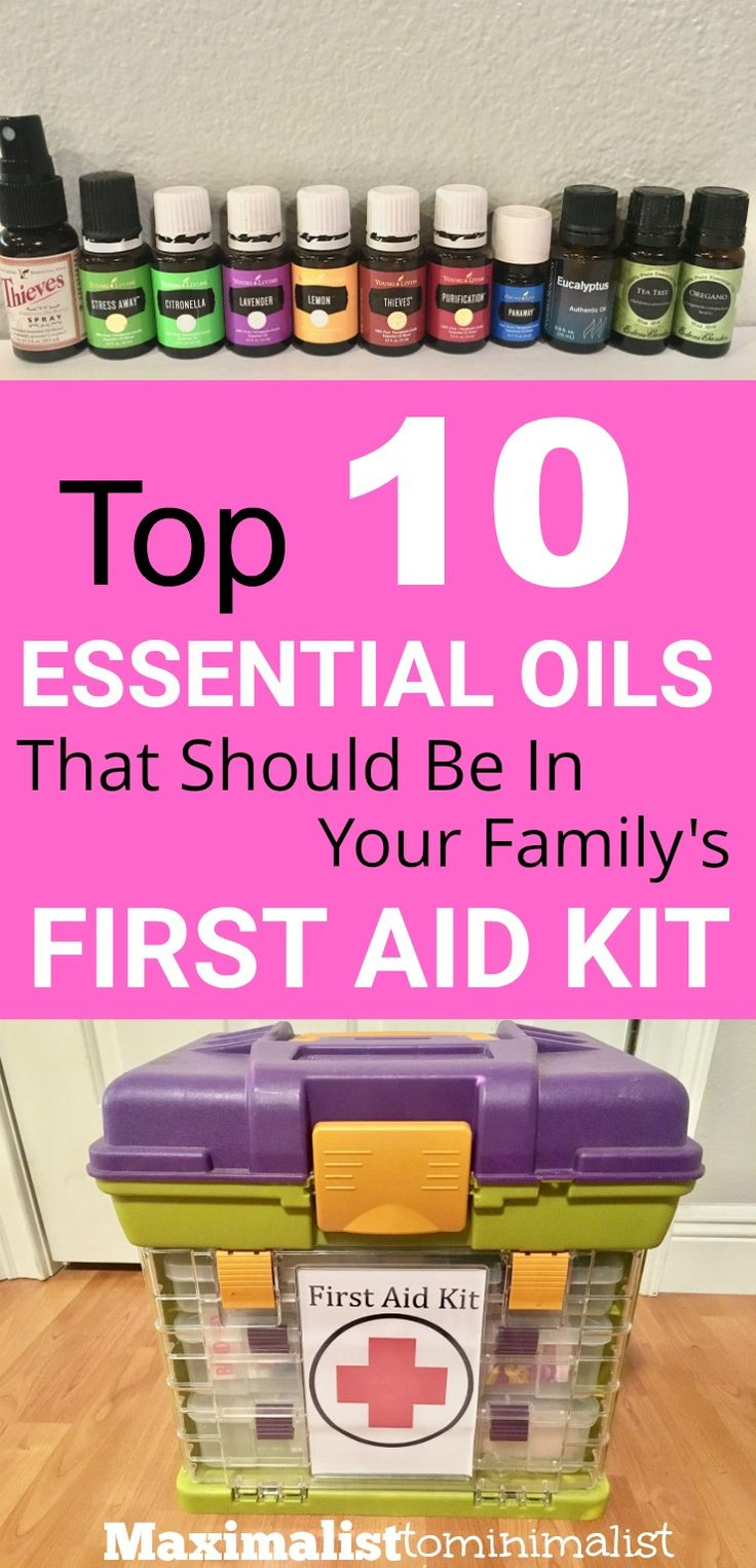 first aid kit checklist pdf