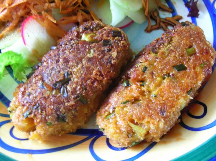 Vegetarian Cheese Sausages   Made these last week and they were very yummy.  We also discovered they are very adaptable - try substi...