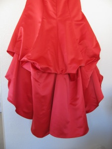 """sewing blog - Under bustles - """"French Bustles, Making Them Even Easier Than Before"""""""
