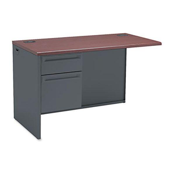 Hon 38216lns 38000 Series 48 X 24 X 29 1 2 In 2020 Work Station Desk Craftsman Desks Metal Desks