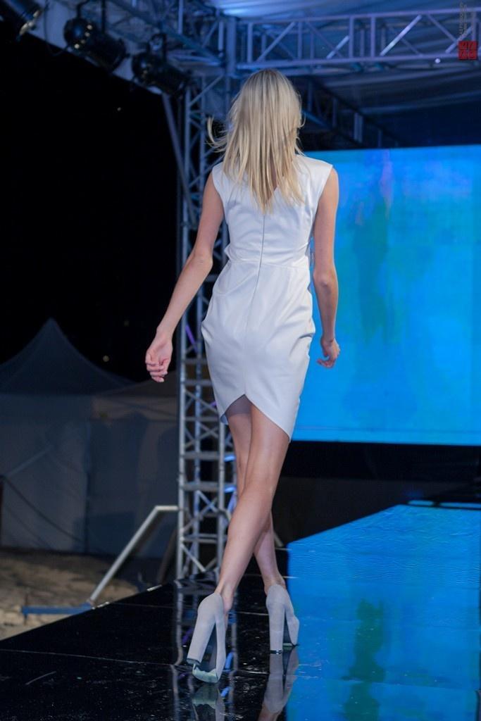 Platinum Fashion Night 2012 Fashion Show: Zemełka Shoes: www.SequinShoes.pl