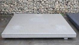 Betonplaat 200x200x 14cm - Constar Betonwaren