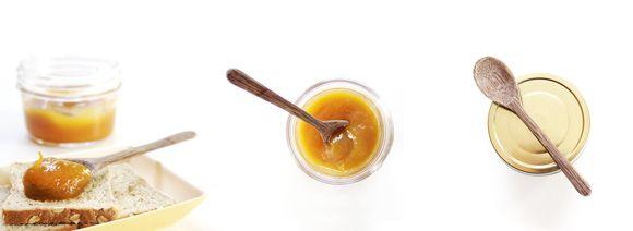Geléia de nectarina e laranja | DigaMaria.com