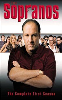 The Sopranos (1999) Poster