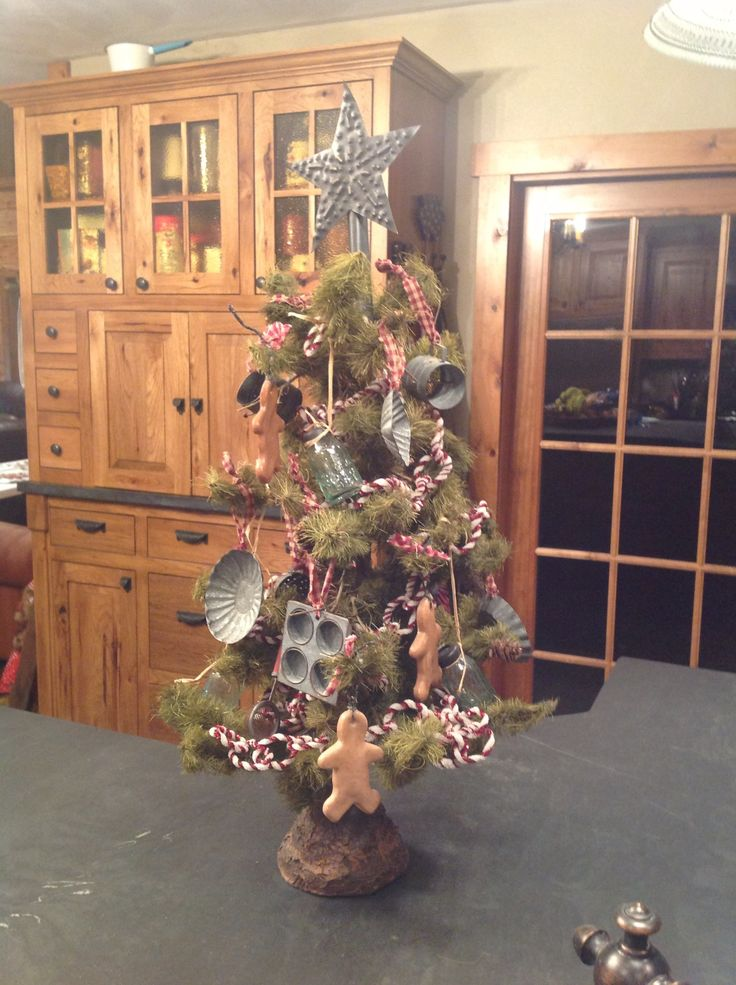 115 Best Images About Christmas Kitchen Tree On Pinterest