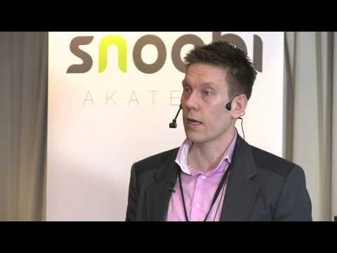 Responsive Design & eCommerce - Teemu Malinen Snoobi Akatemia -seminaarissa 12.3.2013