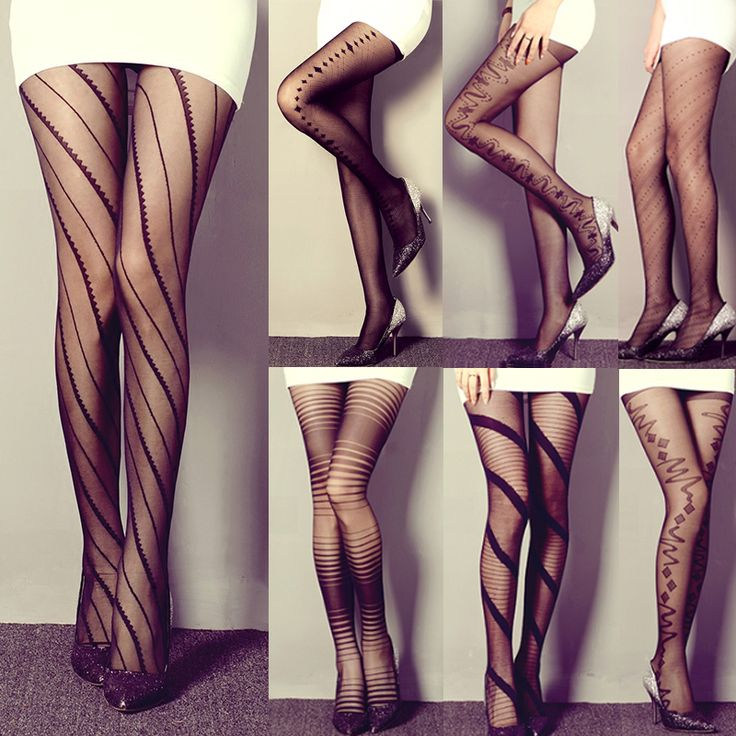 Amazing Spring Summer Women Tights Black Sexy Tattooed Stockings Trendy Fashion Thin Embroidery Crotch Silk Pantyhose for Female