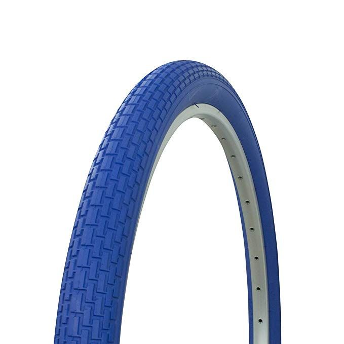 20x1.95 Kenda Kontact Blue Sidewall BMX tire