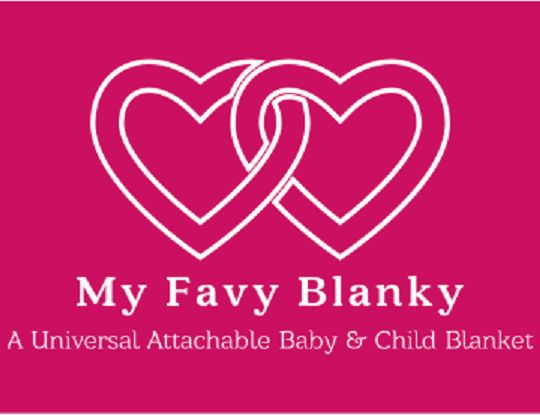 """My Favy Blanky is a """"patent pending"""" universal attachable blanket created by me -a wife and mother of three small children, ages ranging from infant to 5-years-old, who was searching for a perfect way to keep our children warm and safe in their car seats, because thick jackets are not recommended and their blankets were always falling off of them. I also wanted something I could use for their strollers, without spending a lot of time and money on things like bulky stroller accessories or…"""
