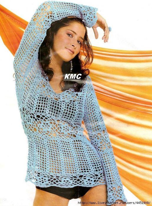 CrochetemodaCROCHET AND KNIT INSPIRATION: http://pinterest.com/gigibrazil/crochet-and-knitting-lovers/