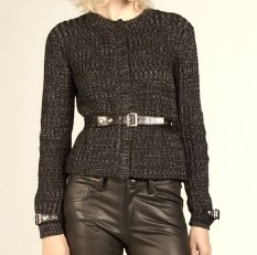 Talulah imaginings knit cardigan, $299 | threads and style