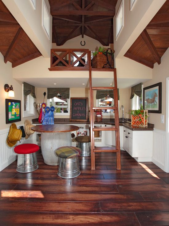 17 best ideas about playhouse interior on pinterest for Playhouse ideas inside