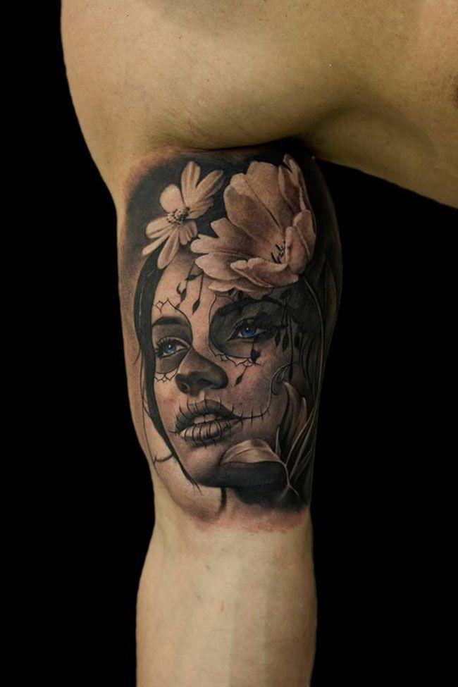Les magnifiques tatouages réalistes de Bacanu Bogdan   Inkage