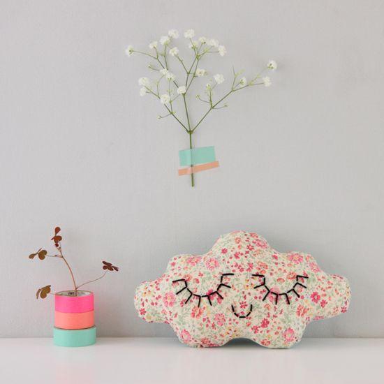 Mini nuage Flora mint - Zü