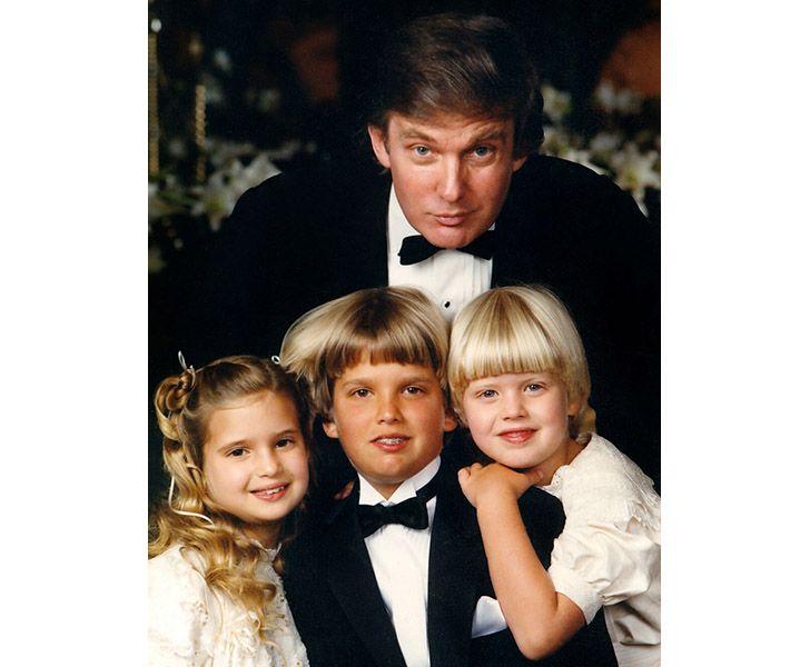 11 young trump