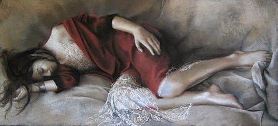 Il mondo di Mary Antony: I dipinti a pastello di Anny Maddock