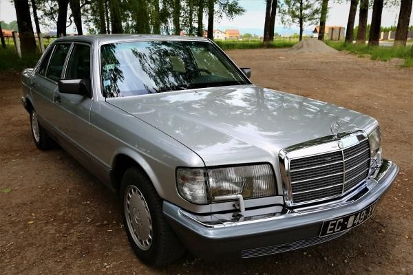 Mercedes Benz 300 Sdl - 1986