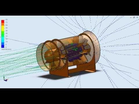Ventilador Axial - Animación - YouTube