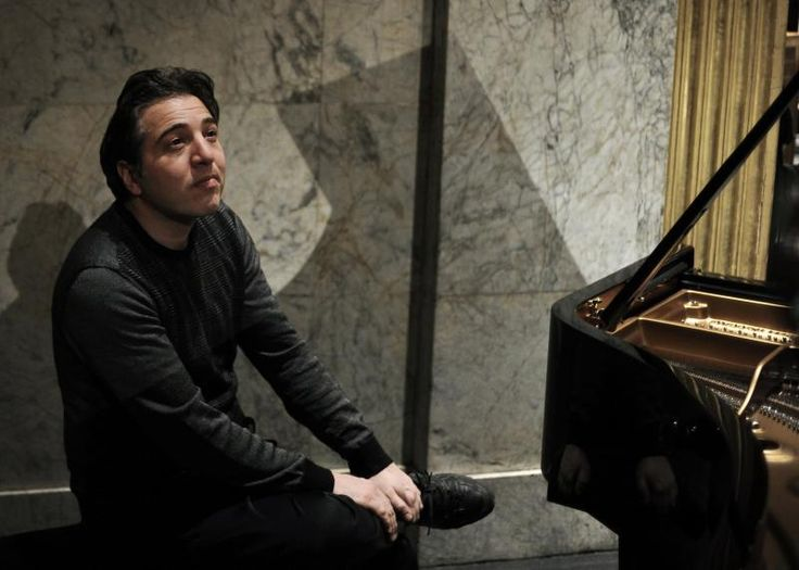 Fazıl Say Great Pianist & composet