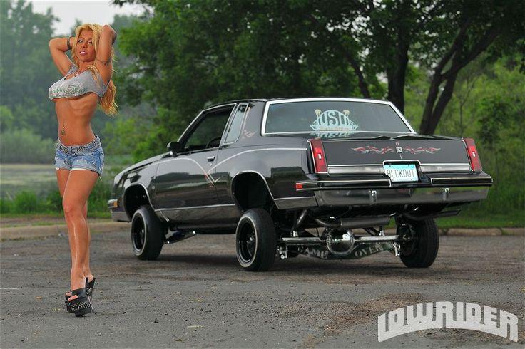 Dee C E Eb Fa B C Oldsmobile Cutlass Supreme Gangster