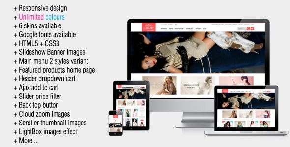 Discount Deals Luxury - Responsive Magento Themeonline after you search a lot for where to buy