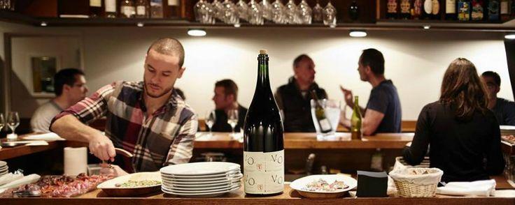 Bàcaro, le bar à vins d'artisans