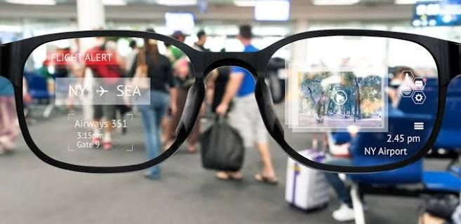 Internet Infrastructure Isn T Ready For The Ar Cloud But That S Changing Smart Glasses Glasses Augmented Reality