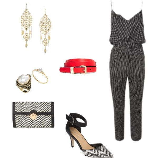 """Nightout #4"" by frkhilde on Polyvore"