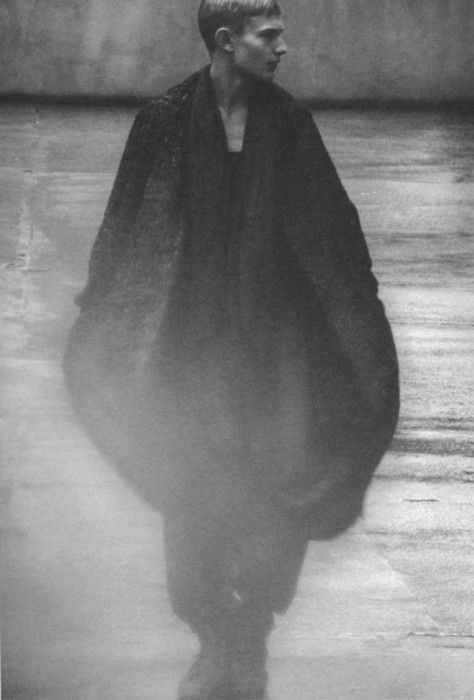 Damir Doma shape: there are moments when fashion transcends mere fabric and ascends into the realm of divine aesthetics