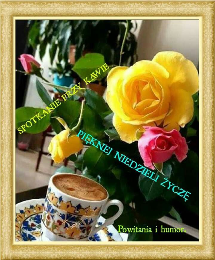 Pin By Wanda Swoboda On Niedziela Good Morning Coffee Coffee Vs Tea Coffee Smoothies