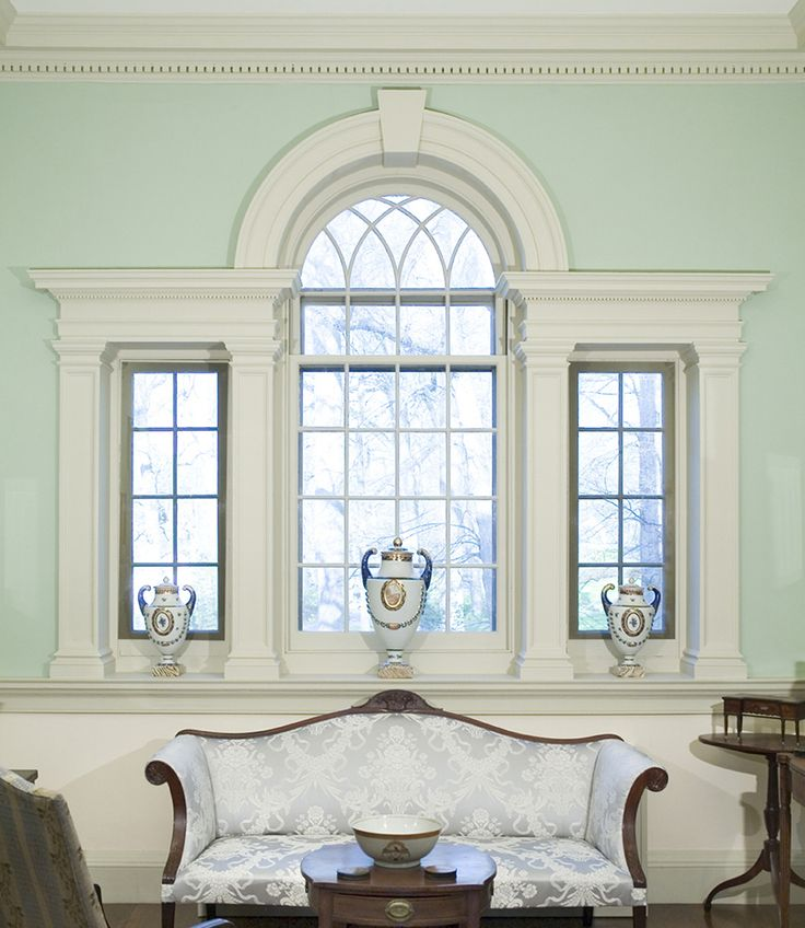 THEFULLERVIEW ||  thefoodogatemyhomework:  I am desperate to go to the Winterthur Museum in Philadelphia. Maybe if JLB interviews at Wharton I'll tag along and go. Also, that historic mint wall color should be everywhere in my life. thetimelesshouse: Palladian Window in Cross Hall at the Winterthur Museum. Interview with Brent Hull on Architects + Artisans.