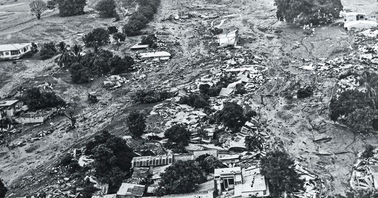 Un pueblo que Extinguió  Foto por  E.F.E.