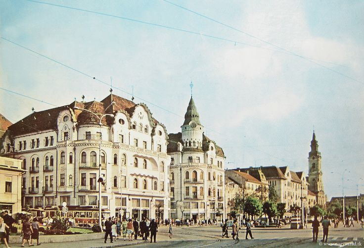 Romania, Nagyvárad, Oradea Mare, Großwardein - Oradea - 1950