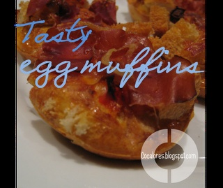 Egg muffins, Simple recipes and Recipes for on Pinterest