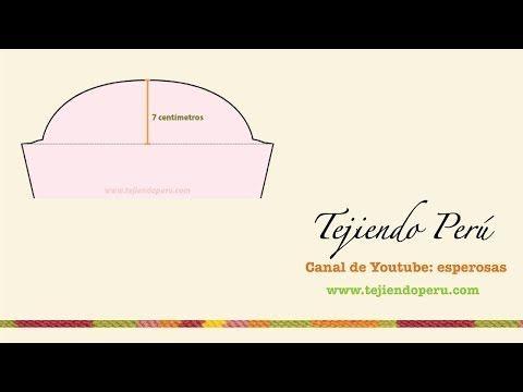 Dos agujas: manga pegada: disminuciones de la sisa - YouTube
