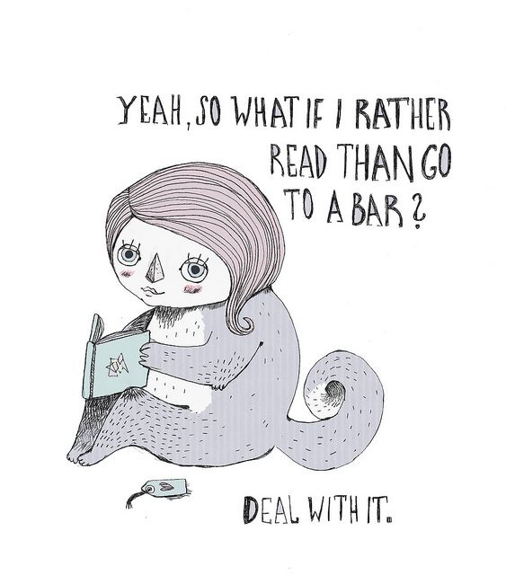 What If I Rather Read?