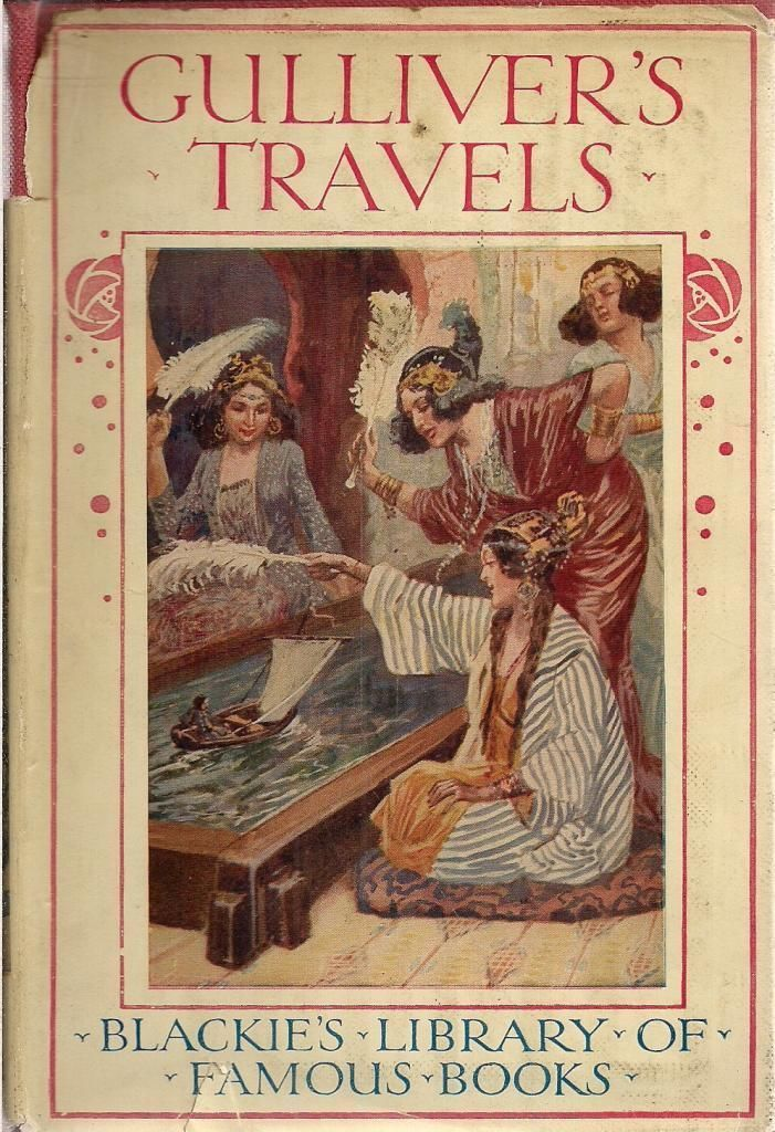 Gulliver s Travels Book 4 Chapter 2 Summary & Analysis from LitCharts