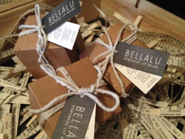 Bellalu Packaging - Beautiful hand crafted boxes with a little 10g surprise inside x