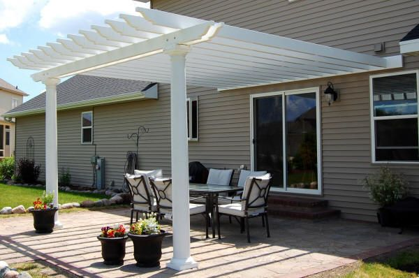 This pergola is doable. I think it would be a great addition to the backyard.