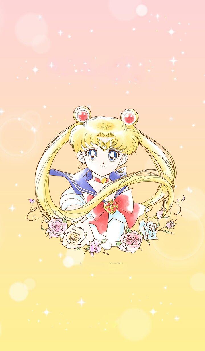 Pin de Edwar Bardales en Anime Wallpapers Sailor moon