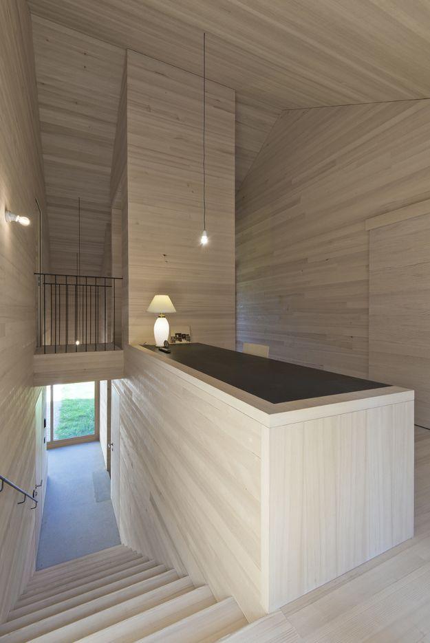 Wochenendhaus bei Salzburg von LP Architektur