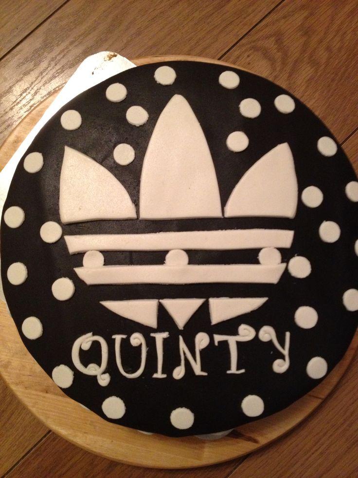 Taart voor Quinty