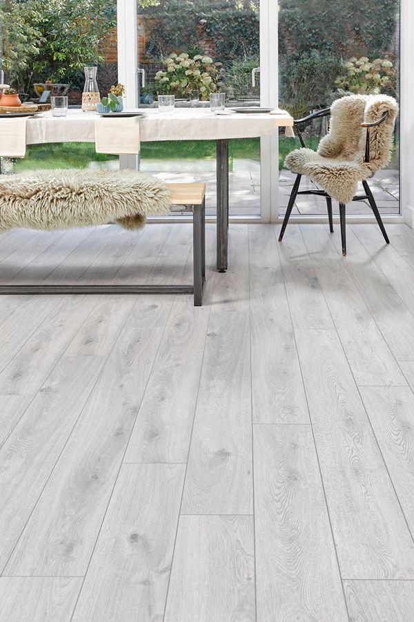 Series Woods Professional 10mm Laminate Flooring White Oak White Laminate Flooring White Oak Laminate Flooring Laminate Flooring
