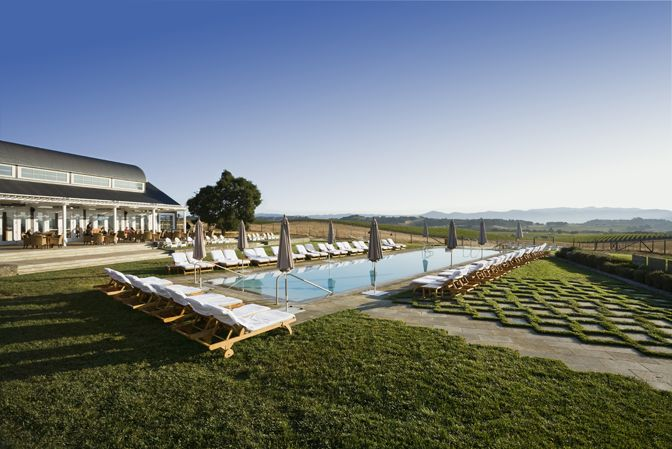 carneros inn napa valley adventurous pinterest