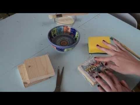 DIY: Fotodruck auf Holz und Leinwand | einfach selbermachen