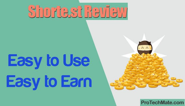 If you are looking for an easy way to earn money from the internet. Shorte.st is the best way to earn $5000. Here, read a details review of Shorte.st.