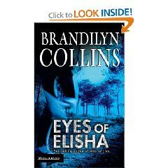 Eyes of Elisha-Brandilyn Collins. A great novel that kept me on the edge of my seat. Read my review for details.