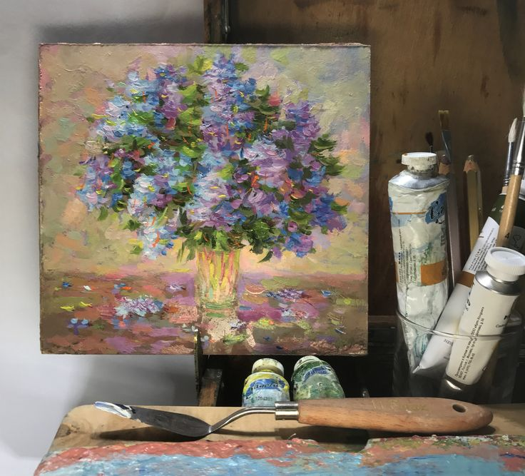 Lilac by Aleks Salatov