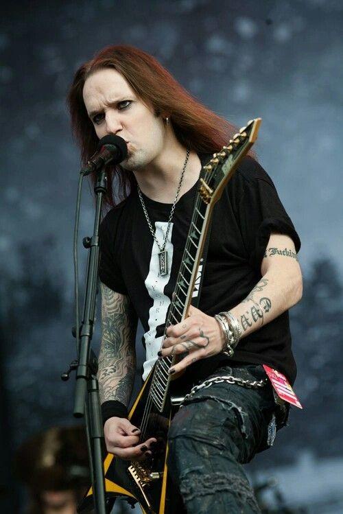 #Alexi Laiho #metal #death metal #Children of Bodom